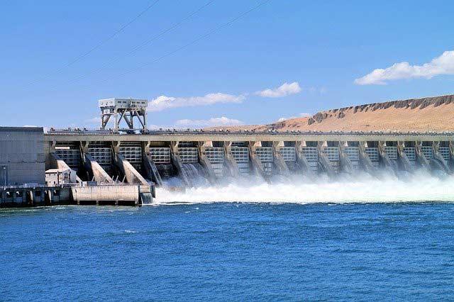Wasserkraft zur Energieerzeugung